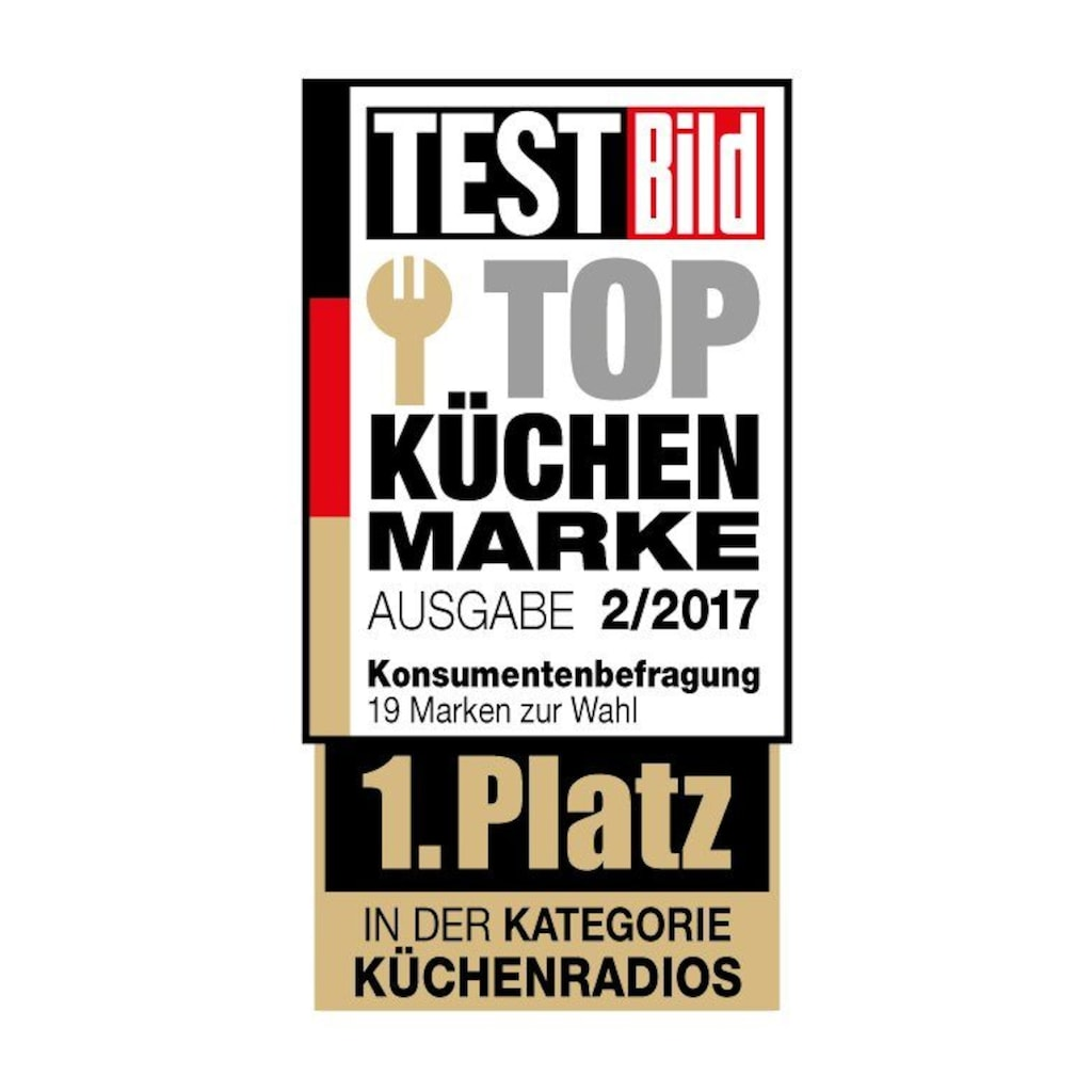 soundmaster Unterbauradio »UR2006R«