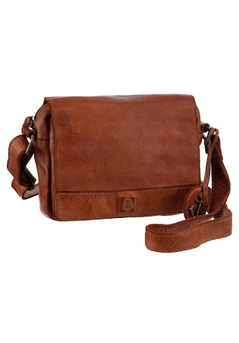 HARBOUR 2nd Umhängetasche »Laura«, aus Leder typischen Marken-Anker-Label und... kaufen