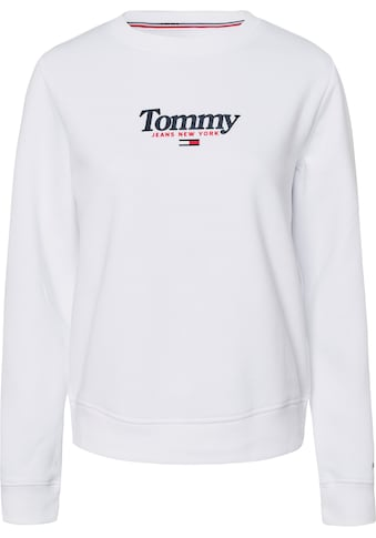 TOMMY JEANS Sweatshirt »TJW ESSENTIAL LOGO CREW« kaufen