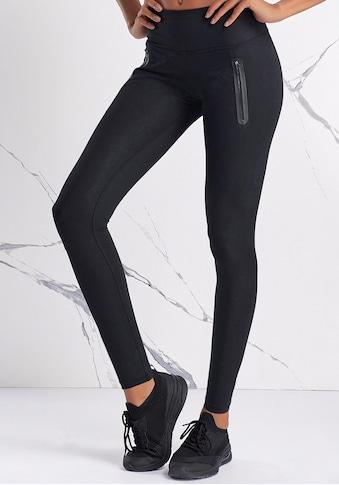 LASCANA ACTIVE Leggings, mit Reißverschlusstaschen kaufen