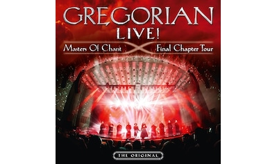 Musik - CD LIVE! Masters Of Chant - Final Chapter Tour / Gregorian, (1 CD) kaufen