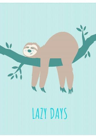 Wohndecke »Lazy Days«, BIEDERLACK kaufen