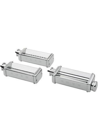 Smeg Nudelvorsatz SMPC01 3tlg., Zubehör für Küchenmaschinen SMF02, SMF03 und SMF13 kaufen