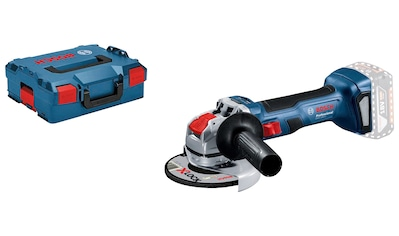 Bosch Professional Powertools Akku-Winkelschleifer »GWX 18V-7 Professional«, mit... kaufen