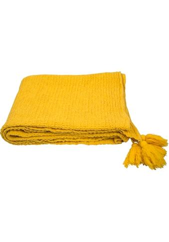 Plaid »Honeycomb«, TOM TAILOR kaufen