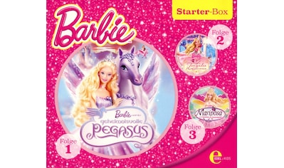 Musik - CD Starter - Box / Barbie, (3 CD) kaufen