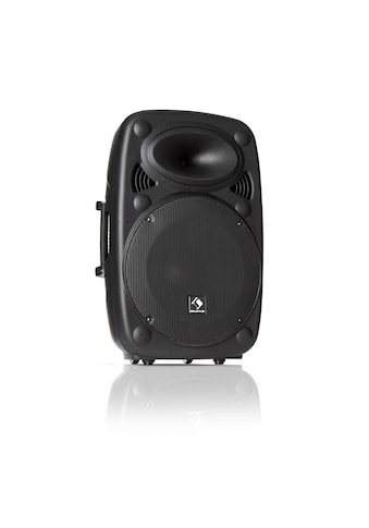 "Auna Aktiver PA Lautsprecher 15"" 800 W max. USB -  und SD - Ports MP3 »SLK - 15 - A« kaufen"