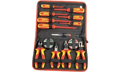 BRUEDER MANNESMANN WERKZEUGE Werkzeugsatz 14 - tlg. kaufen