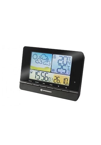 BRESSER Wetterstation »MeteoTrend Colour Wetterstation mit Außensensor« kaufen