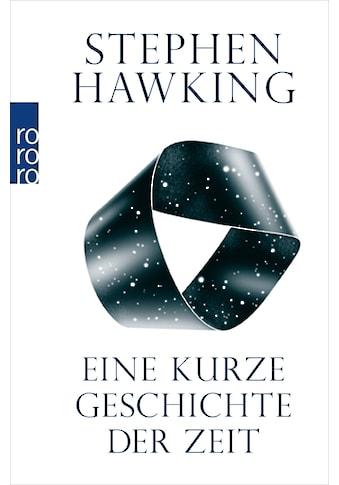 Buch »Eine kurze Geschichte der Zeit / Stephen Hawking, Hainer Kober, Ron Miller, Carl... kaufen