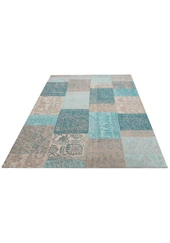 Teppich, »Pikria«, My HOME, rechteckig, Höhe 8 mm, maschinell gewebt kaufen