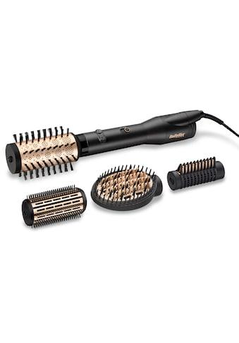 BaByliss Warmluftbürste »AS970E Big Hair Luxe«, 4 Aufsätze}, rotierender... kaufen