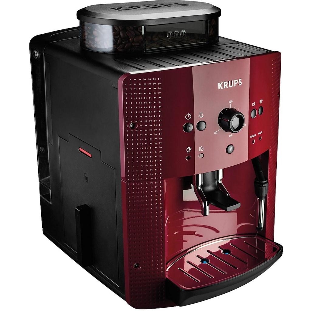 Krups Kaffeevollautomat »EA8107«, mit Kegelmahlwerk