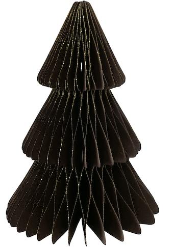 BOLTZE Dekobaum »Sander«, asu Papier, Höhe 25 + 35 cm kaufen