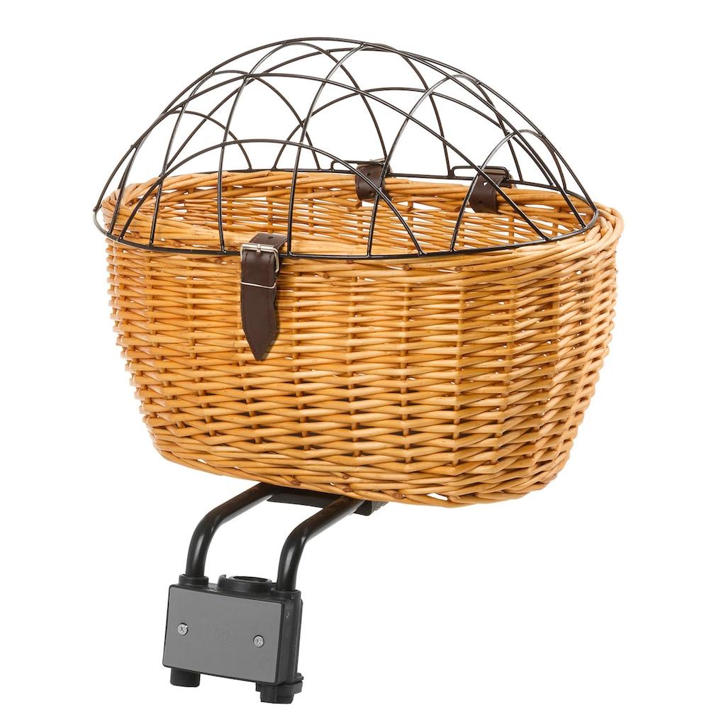 M-WAVE Weidenkorb »BA Pet«