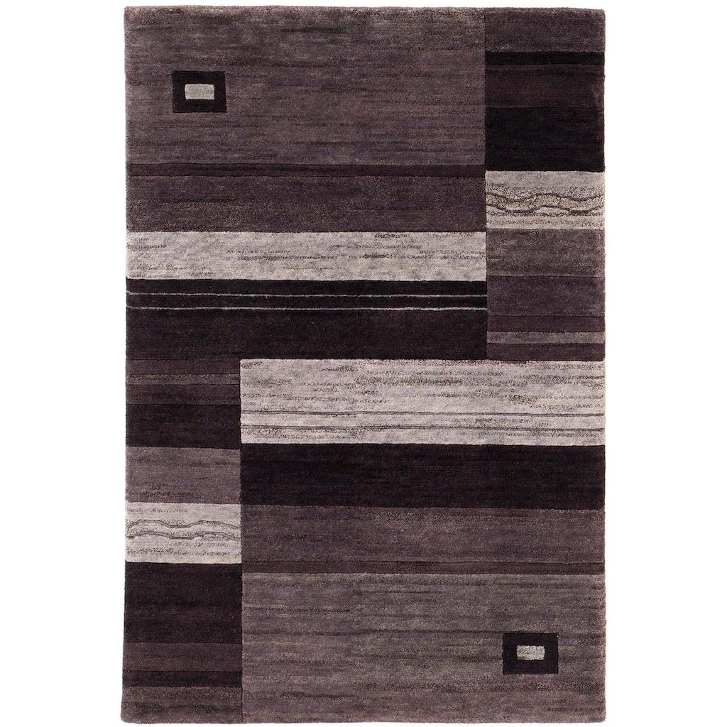 OCI DIE TEPPICHMARKE Teppich »Kandu Allover«, rechteckig, 8 mm Höhe, handgeknüpft, Wohnzimmer