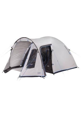 High Peak Kuppelzelt »Zelt Tessin 5.0«, 4 Personen, (mit Transporttasche) kaufen