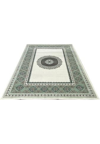 DELAVITA Teppich »Shari«, rechteckig, 7 mm Höhe, Orient - Dekor, Wohnzimmer kaufen