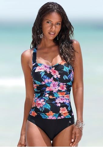 LASCANA Badeanzug, mit Neckholder und Shaping-Effekt kaufen