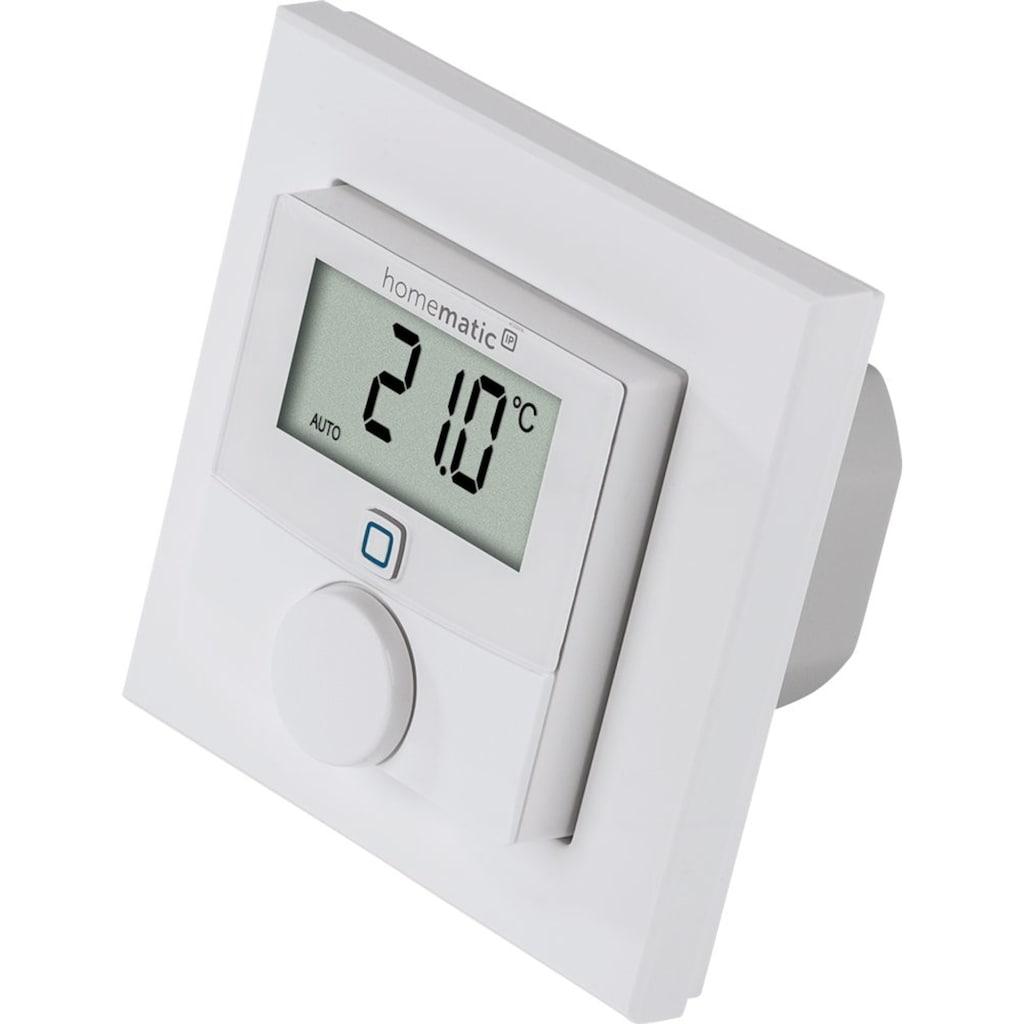 eQ-3 Smartes Heizkörperthermostat »Wandthermostat Schaltausg.–Markens.24V (150697A0)«, Sensor/Aktor
