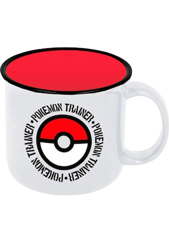 "Becher ""Pokemon Becher Trainer Pokeball (400 ml)"" kaufen"