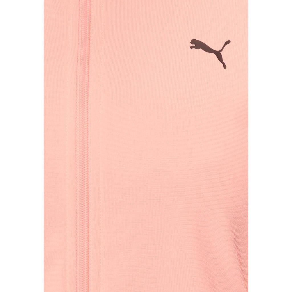 PUMA Trainingsanzug »Classic Tricot Suit«, (Set, 2 tlg.)