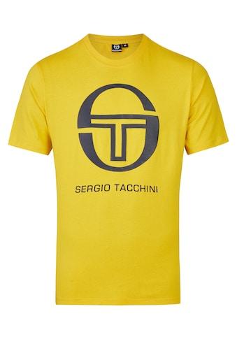 Sergio Tacchini T-Shirt IBERIS mit Frontlogo kaufen
