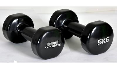 Christopeit Sport® Hantel, 10,0 kg, (2 tlg.) kaufen