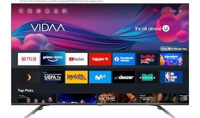 "Hisense QLED-Fernseher »50E76GQ«, 126 cm/50 "", 4K Ultra HD, Smart-TV, Quantum Dot,... kaufen"