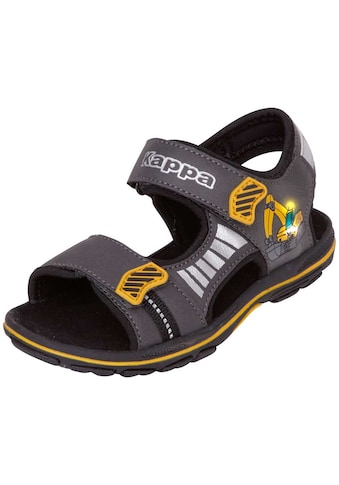 Kappa Sandale »ROAD SUN KIDS«, mit cooler Blinkfunktion kaufen