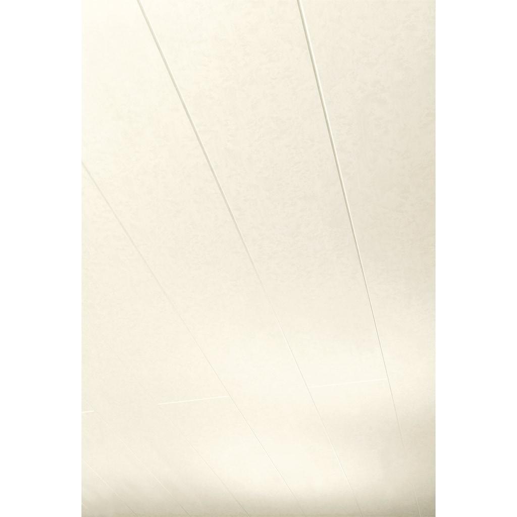 PARADOR Verkleidungspaneel »Novara«, weiß