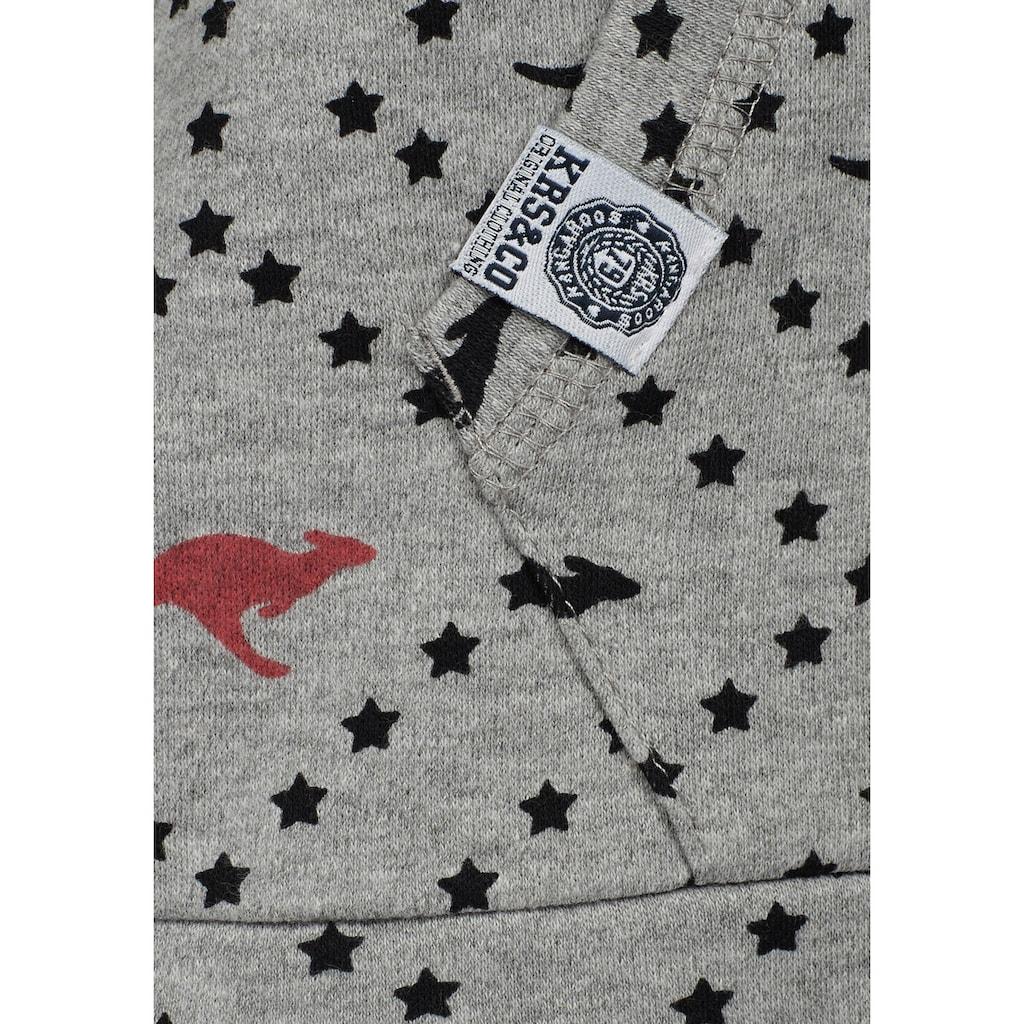 KangaROOS Shirtjacke, in unterschiedlichen Print-Dessins