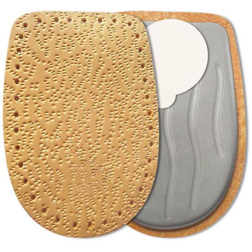 Fußgut Fersenpolster »Korrekturhilfe bei X- und O-Beinen, Medizinprodukt«, (Packung, 2 Paar)