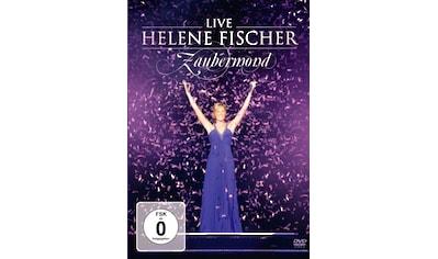 Musik - CD ZAUBERMOND  -  LIVE / Fischer,Helene, (1 DVD - Video Album) kaufen