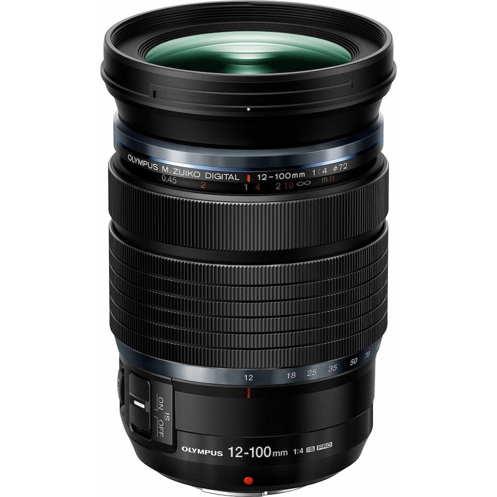 Olympus Teleobjektiv »M.ZUIKO 12-100 mm F4 PRO«