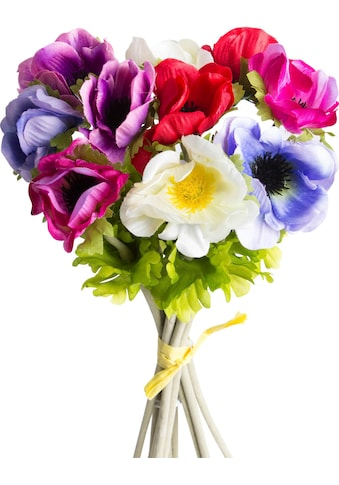Botanic-Haus Kunstblume »Anemonenbündel« kaufen
