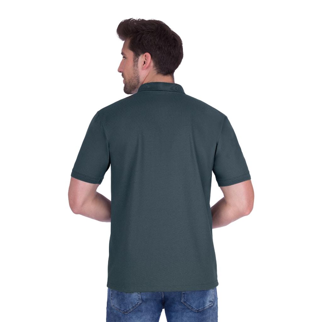 Trigema Poloshirt in Piqué-Qualität