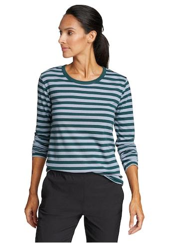 Eddie Bauer Langarmshirt, Myriad Langarmshirt - geringelt kaufen