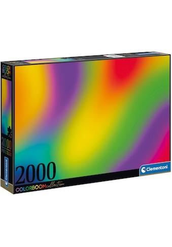 Clementoni® Puzzle »Colorboom Collection - Gradient«, Made in Europe, FSC® - schützt... kaufen