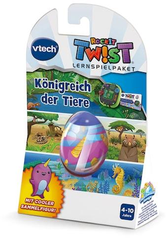 Vtech® Spiel »RockIt TWIST - Königreich der Tiere«, vtech, mit Sammelfigur kaufen