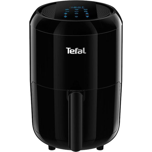 Tefal Heissluftfritteuse EY3018 Easy Fry Compact Digital, 1400 Watt, Fassungsvermögen 1,6 Liter