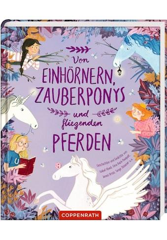 Buch »Von Einhörnern, Zauberponys und fliegenden Pferden / Marie Braner, Frauke Reitze« kaufen