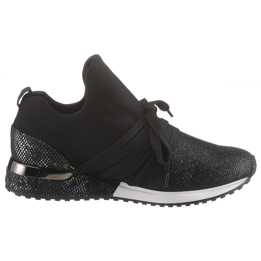 La Strada Slip-On Sneaker »Fashion Sneaker«, zum Schlupfen