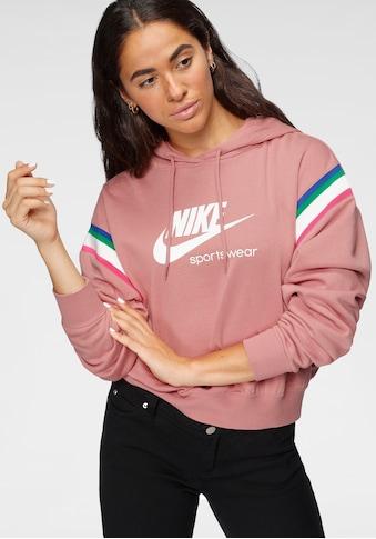 Nike Sportswear Kapuzensweatshirt »Heritage Women's Pullover Hoodie« kaufen