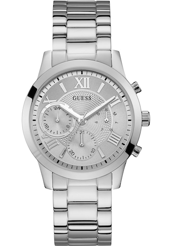 Guess Multifunktionsuhr »SOLAR, W1070L1« kaufen