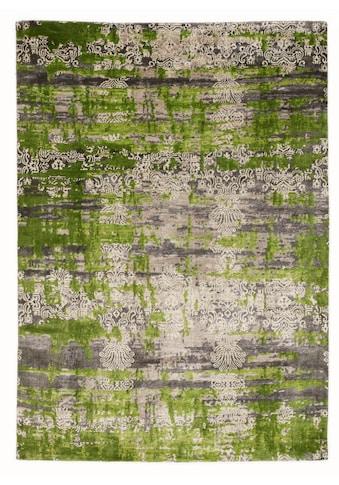 OCI DIE TEPPICHMARKE Teppich »Signature Fusion«, rechteckig, 4 mm Höhe, handgeknüpft,... kaufen