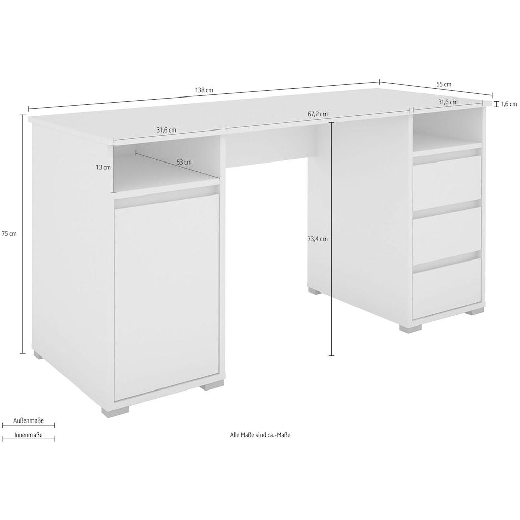 Homexperts Schreibtisch »Loop«