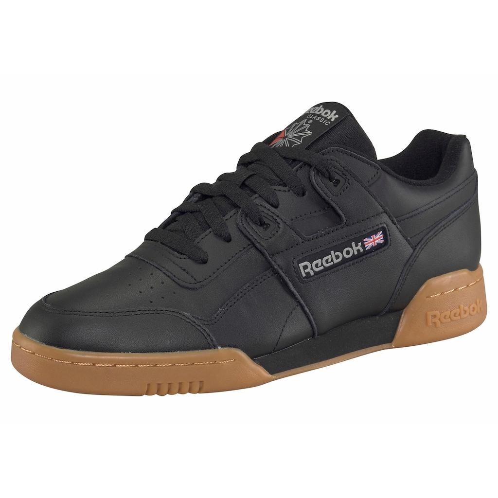 Reebok Classic Sneaker »Mens Workout Plus«