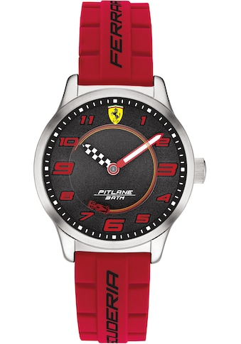 Scuderia Ferrari Quarzuhr »PITLANE, 860013« kaufen