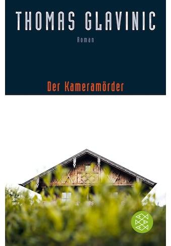 Buch »Der Kameramörder / Thomas Glavinic« kaufen